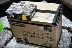 DX SOC Mazinger Z and Jet Scrander Review Unboxing (1)