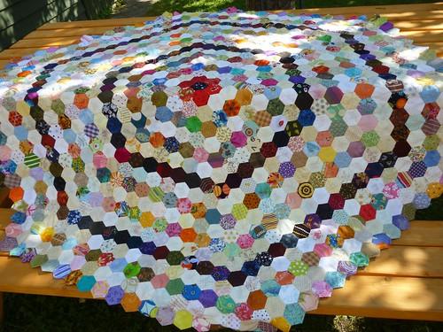 not a tablecloth