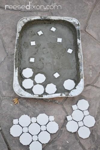 Garden Tile Tutorial Step 2
