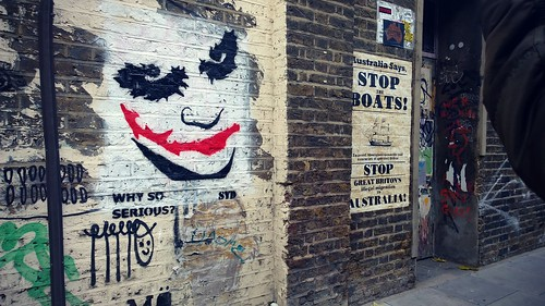 London street art tour