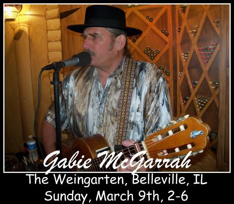 Gabie Mcgarrah 3-9-14