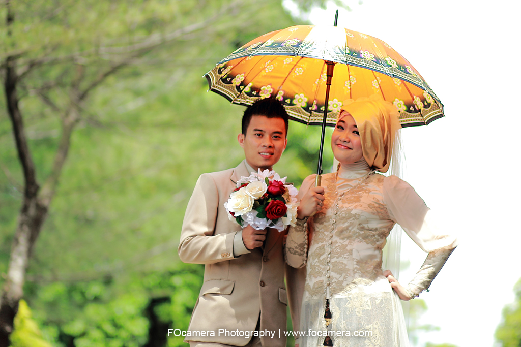 Prewedding Photo FOcamera