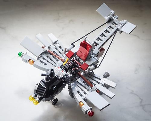 "Löffelschmitt ""Pegasus"" Mk III"