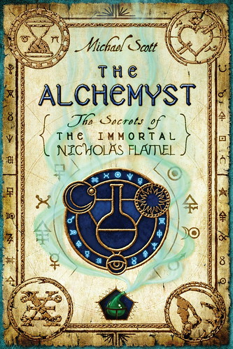 Nicholas Flamel Book 1: THE ALCHEMYST hardback