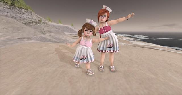 SL DisneyBound – Week Ten: Flotsam & Jetsam