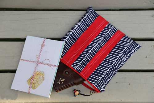 stationary, journal, & pouch