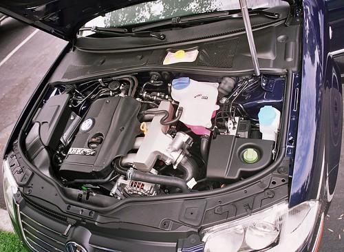 Vw Passat 1 8 Turbo Engine Gas Fwd