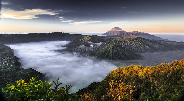 Indonesia: Mount Bromo (Part II) #Flickr12Days
