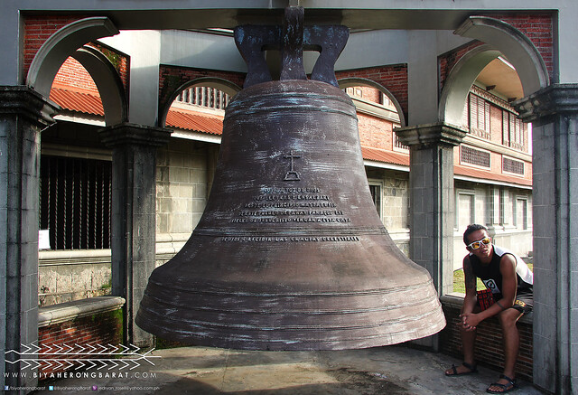 Panay Church bell, biggest in asia capiz