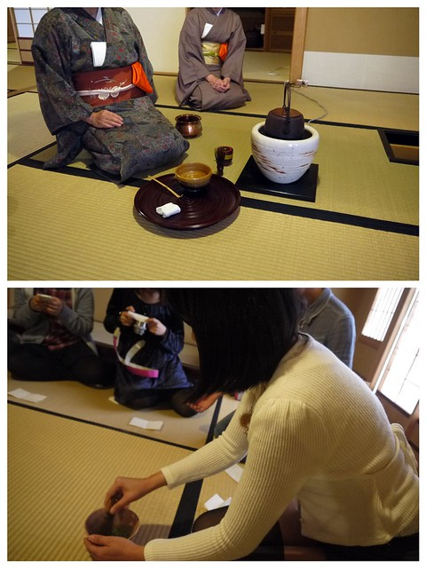Japanese Tea Ceremony Class