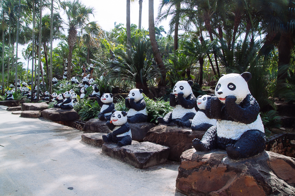 Nong Nooch Tropical Garden, Pattaya
