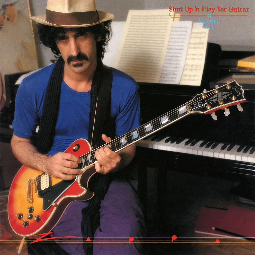 Frank Zappa Lp Cover Art