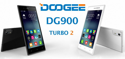 Doogee DG900 Turbe 2