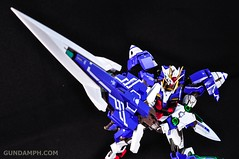 Metal Build 00 Gundam 7 Sword and MB 0 Raiser Review Unboxing (72)