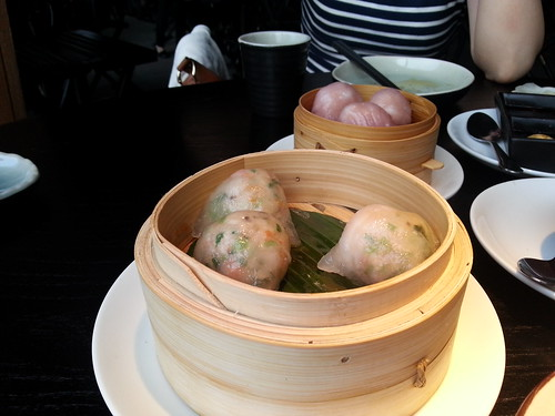 Huton At Shard (Dim Sum)