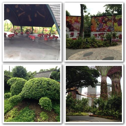 Gardens by the Bay - garden cruiser