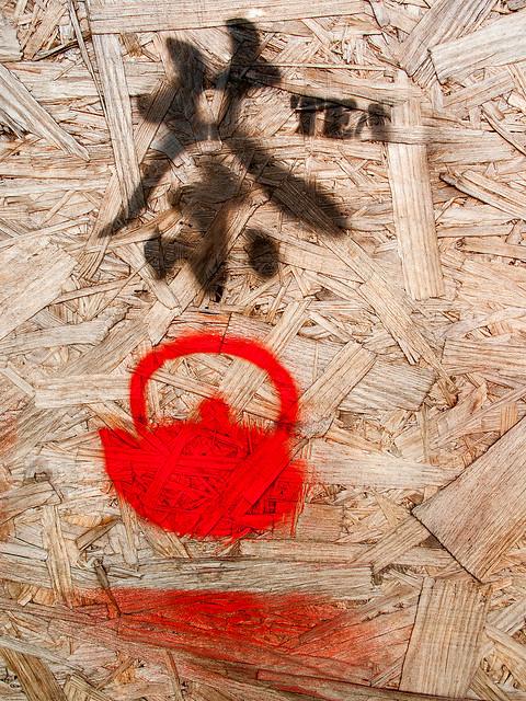 Tea - Stencil