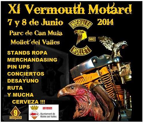 XI Vermouth Motard - Mollet del Vallés
