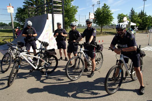 2016 023 BTC Peel Police NPU Officers