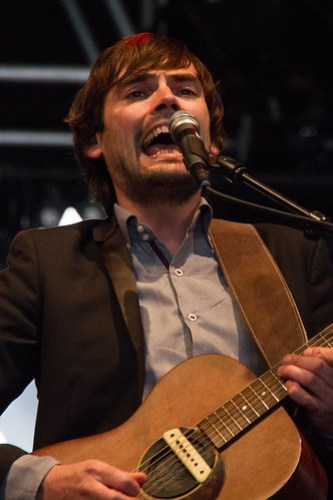 Puggy Performs at Pinkpop 2013