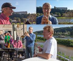 Jazz über der Elbe