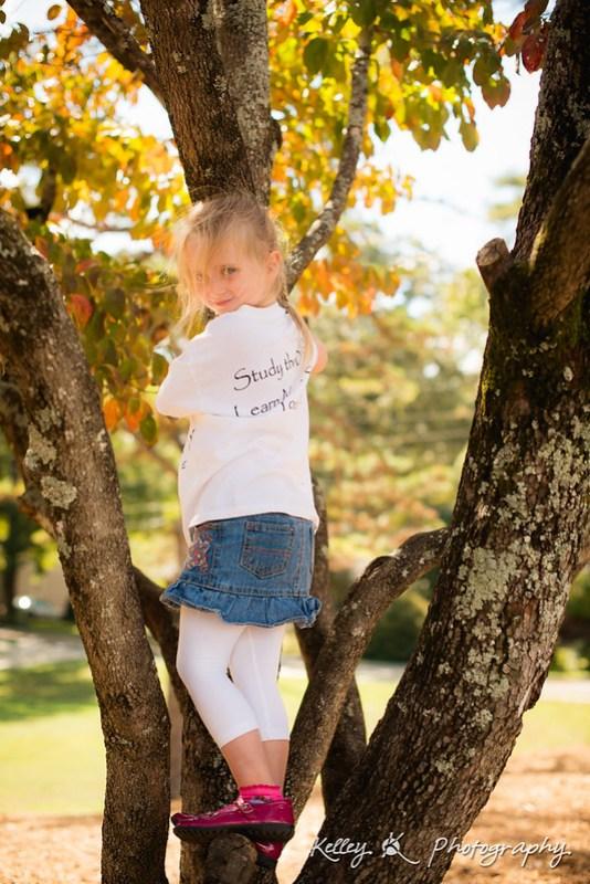 16/365 - Climbing at tree