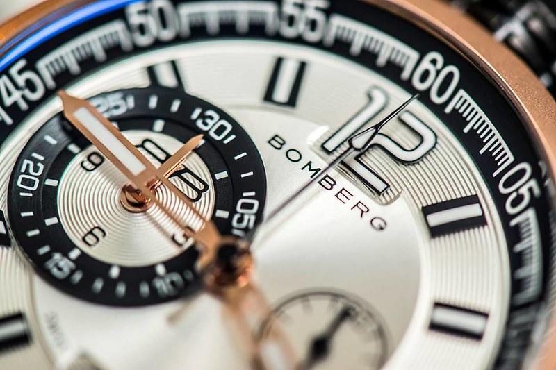Bomberg watch