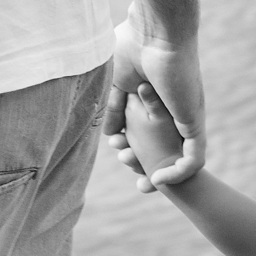Dad, A Son's First Hero, A Daughter's First Love by Angela Seager