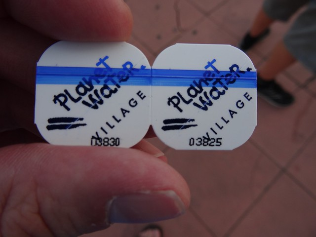 Planet Water Village tokens