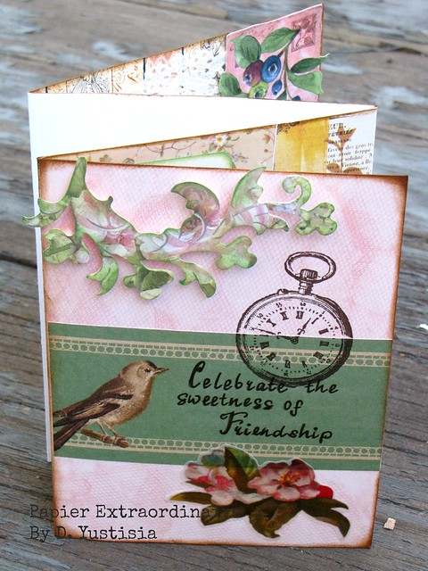 The Sweetness of Friendship card