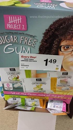 Project 7 Gum