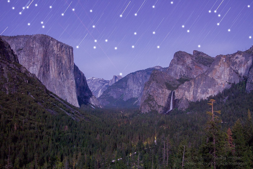 Cosmo Dream Yosemite National Park