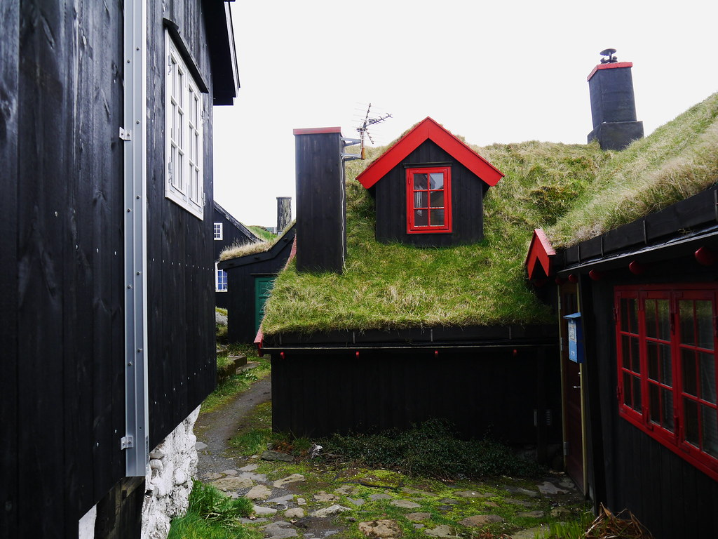 Faroe Islands: Day 1 in Tórshavn