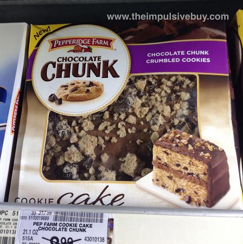 Pepperidge Farm Chocolate Chunk Cookie Cake