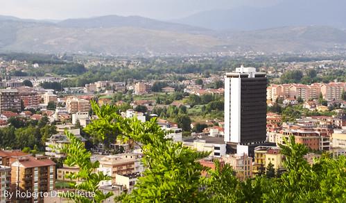 Frosinone - Panoramica by Roberto Di Molfetta