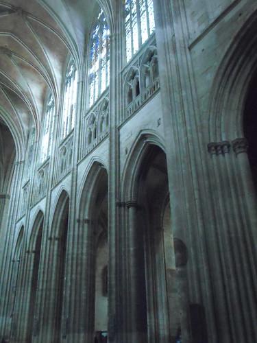 Arcade, St. Etienne de Auxerre