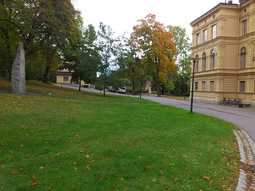 Autumn on Skeppsholmen