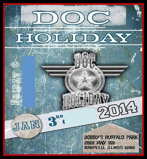 Doc Holiday 1-3-14