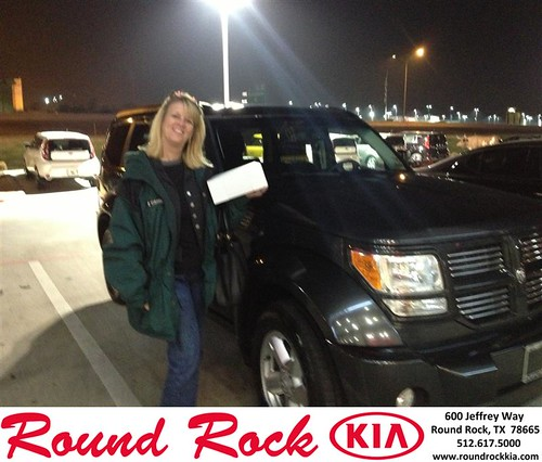 Thank you to Lisa  Weinstein on your new 2011 #Dodge #Nitro from Derek Martinez and everyone at Round Rock Kia! by RoundRockKia