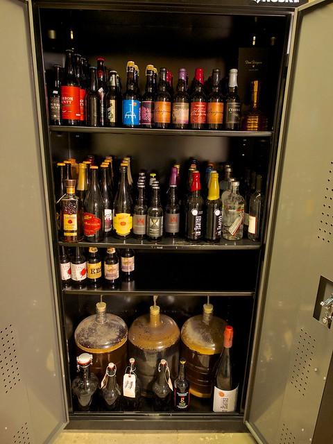 Beer Cellar - 2014