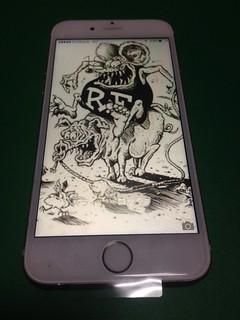 83_iPhone6Sのフロントパネルガラス割れ