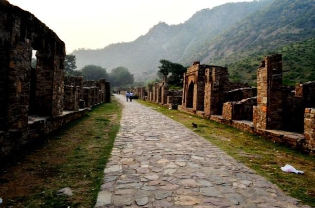 Ruins of Johri Bazaar