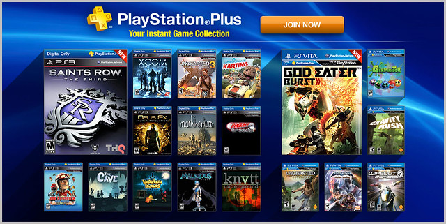 PlayStation Plus Update 6-16-2013