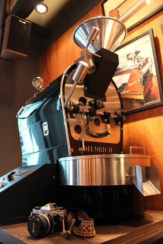 Stephen Diedrich。遠紅外線烘豆機設計概念與如何建構咖啡烘焙曲線。 @ 【Uncle Coffee】咖啡大叔 :: 痞客邦