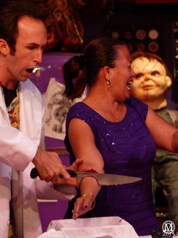 Horror Make Up Show, Universal, Orlando