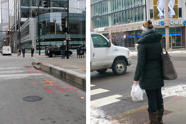 kinzie-clark old and new side by side