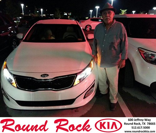 Happy Birthday to Vicente Sanchez from Michael Glass and everyone at Round Rock Kia! #BDay by RoundRockKia