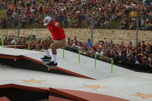 Ryan Sheckler at X Games Austin 2016