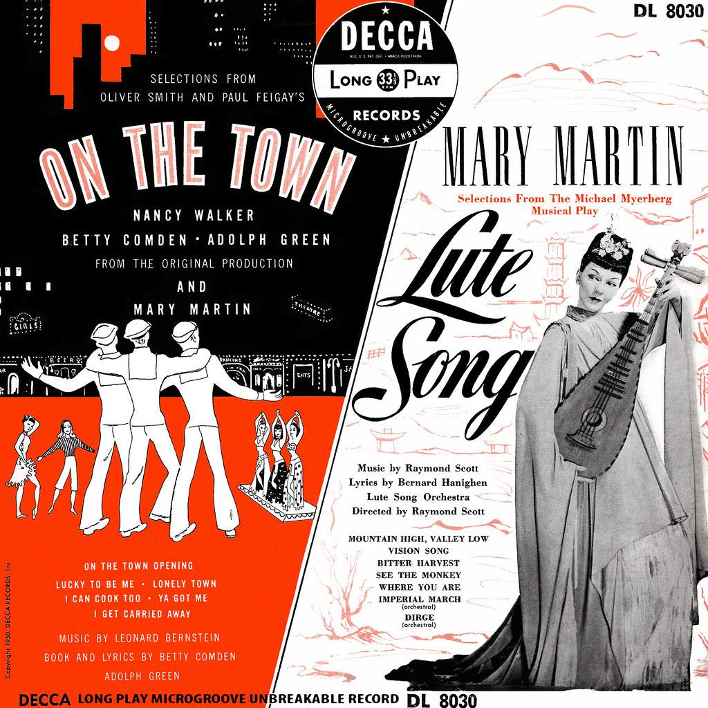 Leonard Bernstein - On The Town