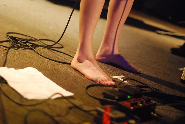 hopscotch music festival: marnie stern